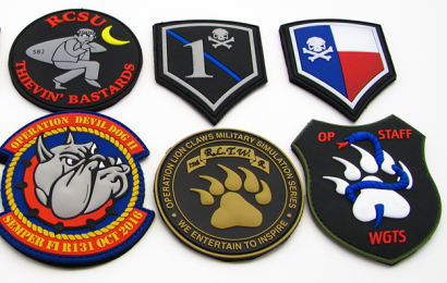 Where Were Patches Originally Formed?