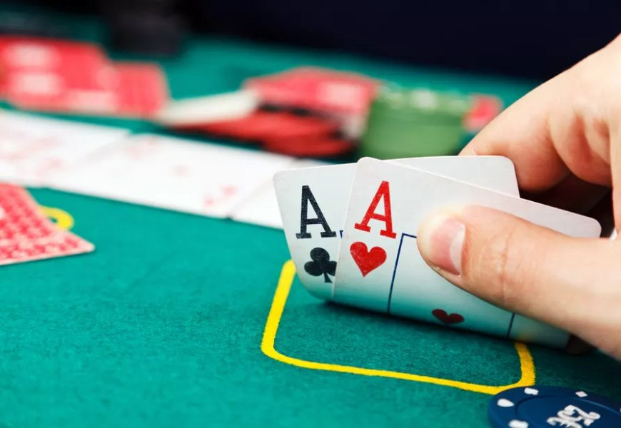 How can you win money on internet casino games?