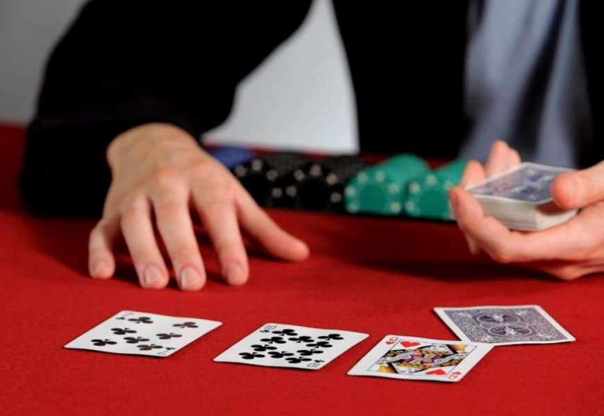 Steps taken by new players to learn and win in poker games