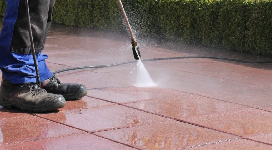 Pressure Washing – Give a new look to your Home Exterior