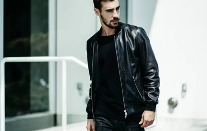 Men's Leather Jackets Are One Of The Most Travel-Friendly Clothing