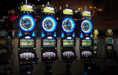 Disadvantages of playing online slot machines