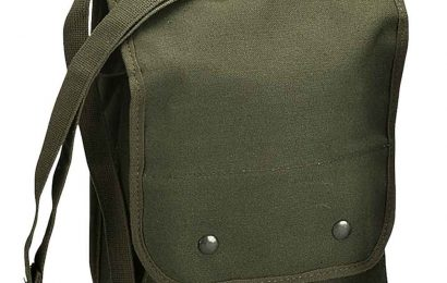 Canvas Shoulder Bag: Things to Know About