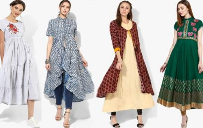 Interesting Ways to Wear Kurti for Adopting Captivating Appearance