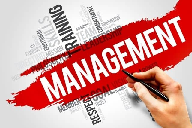 Difference between capital and risk management