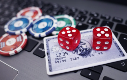 Why not try your luck at an online casino?