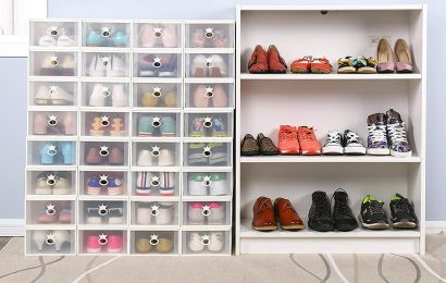 The Trend Of Plastic Box To Store Your Footwear's